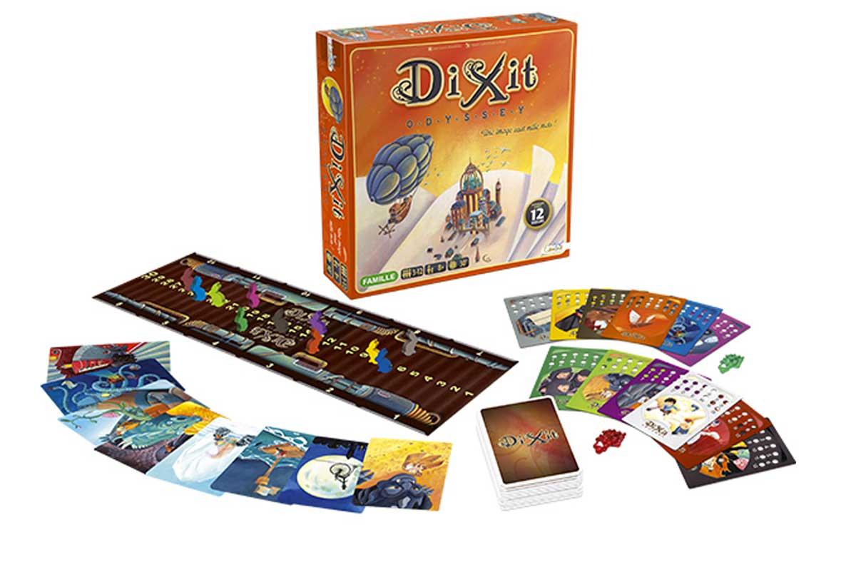 tra i migliori giochi da tavolo originali che stimolano la creatività Dixit Odyssey