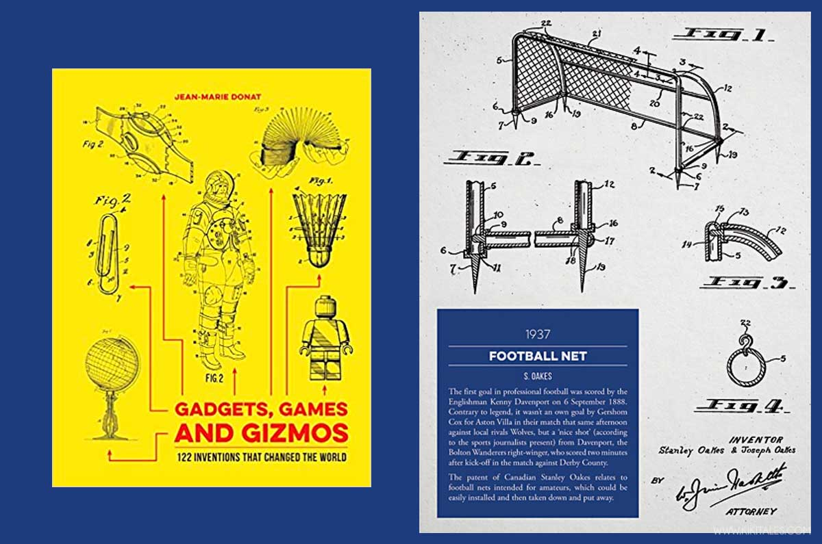 un libro strano per inventori Gadget games and gizmos