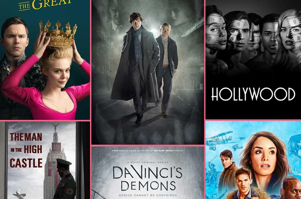 Le migliori serie tv che riscrivono la storia (ispirate ad una storia vera)