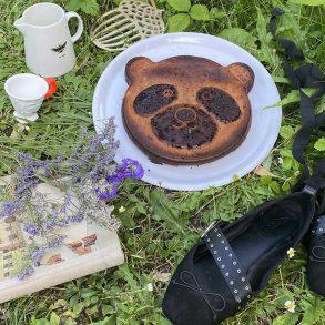 Ricetta torta cioccolato e arachidi banana bread con Foodspring