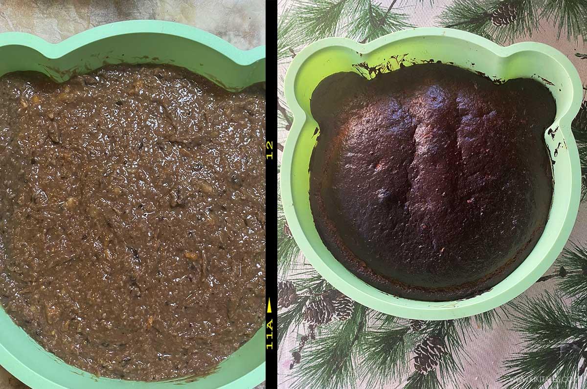 Ricetta torta cioccolato e arachidi banana bread