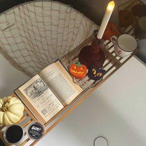 Collezione Lush Halloween 2020 per festeggiare Halloween a casa