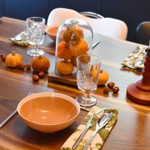 Come decorare la tavola per Halloween con le posate pinti inox agricola