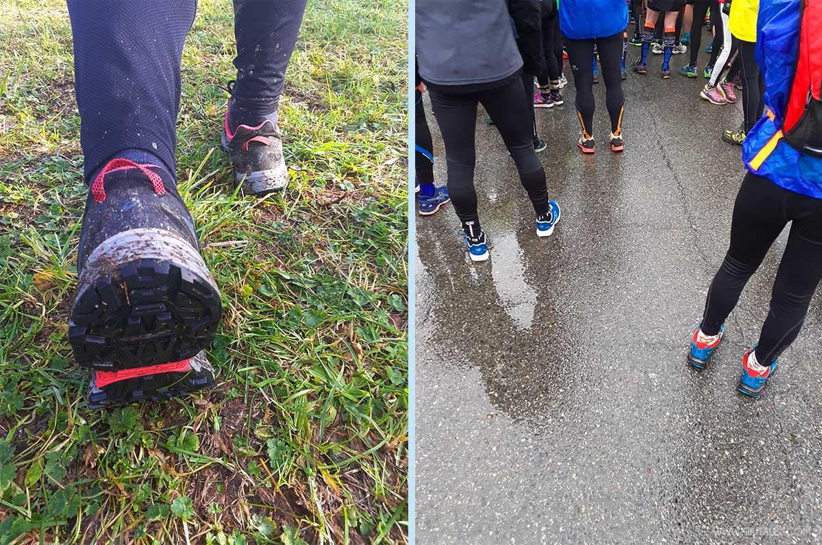 I nostri consigli su come vestirsi per correre quando piove