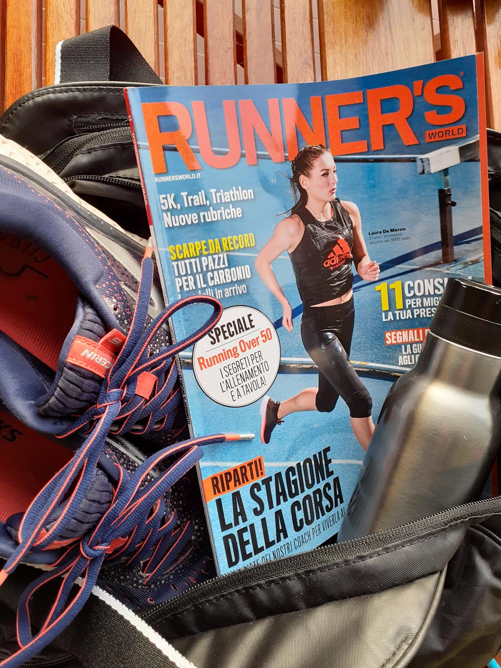 idee regalo economiche per runner: un abbonamento ad una rivista specializzata
